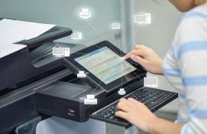 Document Scanning Service Machine