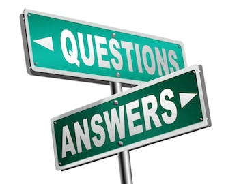 questions answers road sign