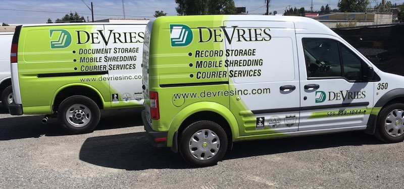 DeVries Courier Fleet