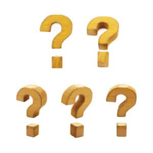 wooden-question-marks